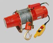 лебедка электрическая  ComeUp