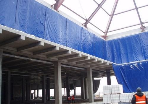 тенты и брезенты для укрытия стройматериалов и стройплощадок